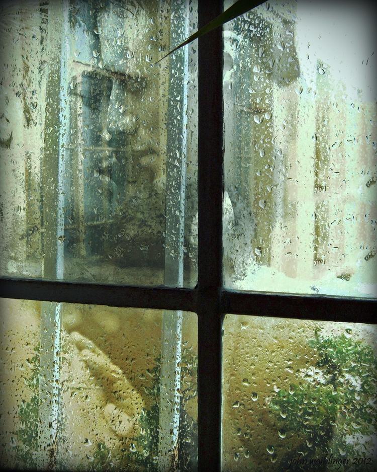 Artwork: Rain Kissed printed al - john_waiblinger | ello
