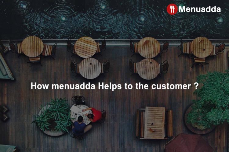 MenuAdda Helps Customer? edific - menuadda | ello