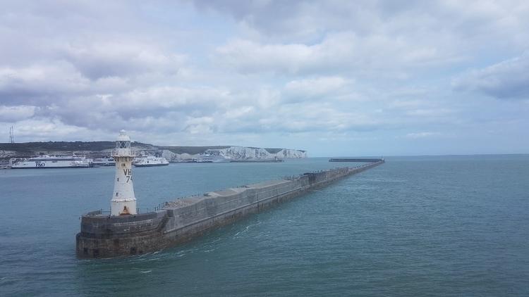 aboard 'Pride Canterbury'. View - rowiro | ello