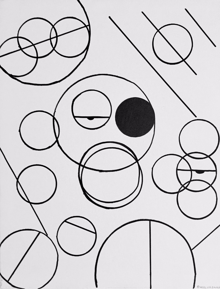 Eye Circumference - cherylleebowers | ello