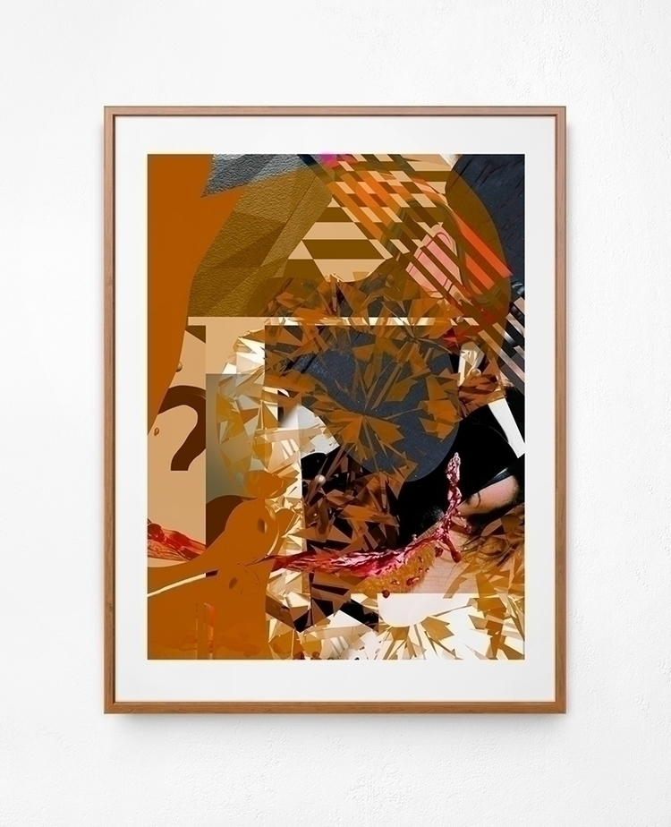 Benjamin savignac print - art, abstract - benjamin-savignac | ello