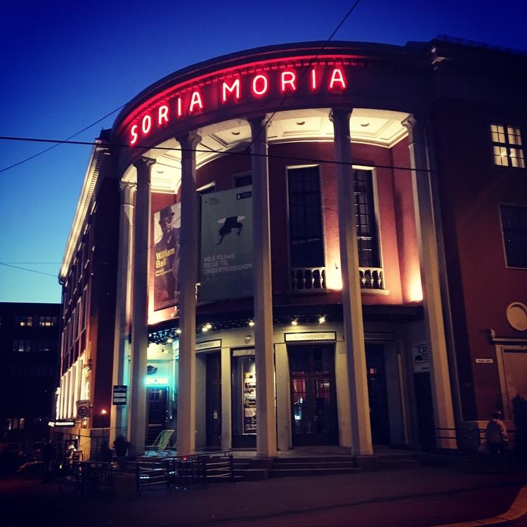 Soria Moria build 1928 Oslo, ci - stigergutt   ello