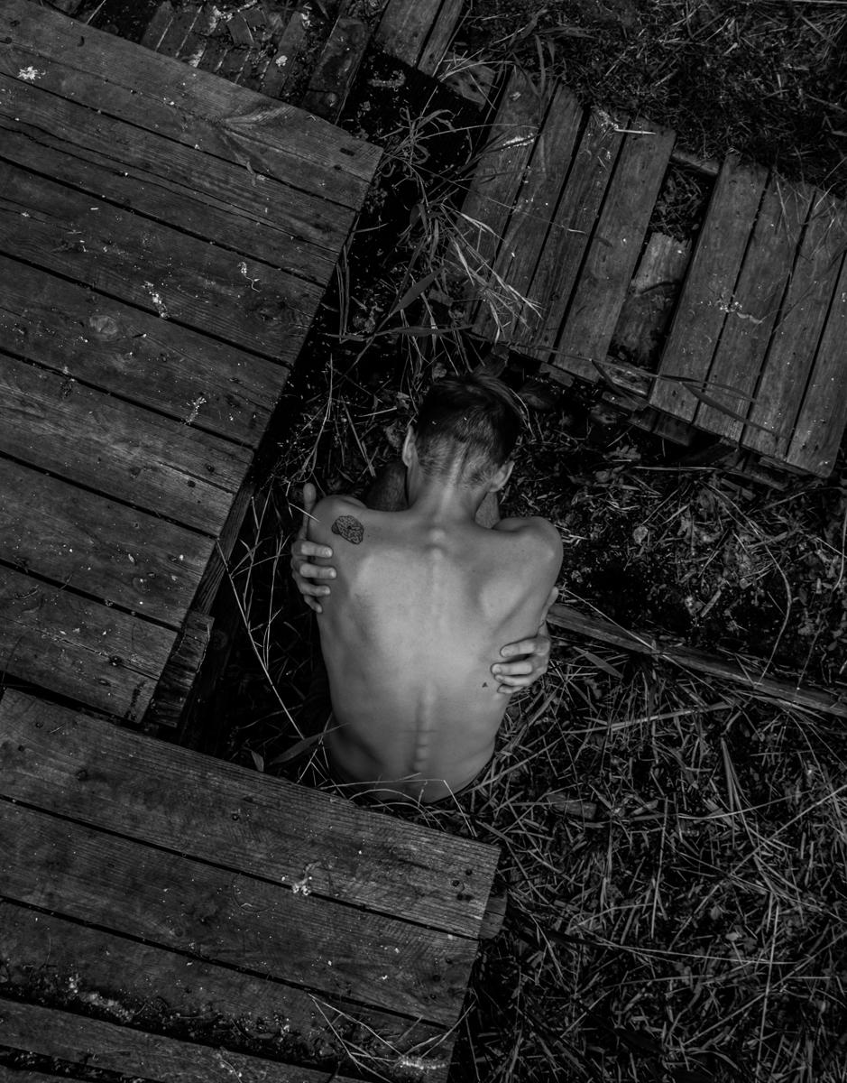 """Aury"" — Photographer:Zuzanna  - darkbeautymag | ello"