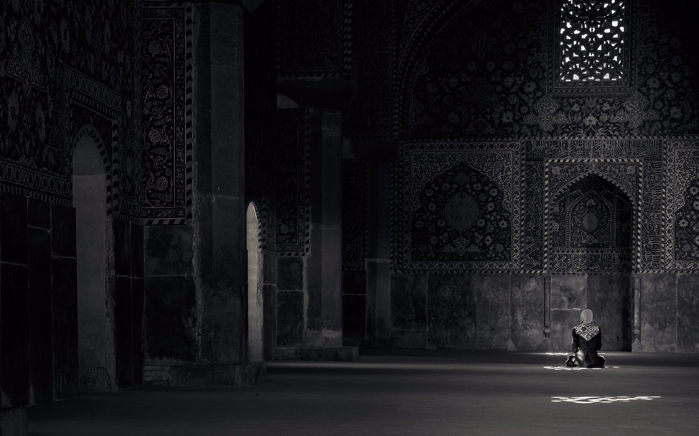 Silence middleeast - Iran, Isfahan - julian_k | ello