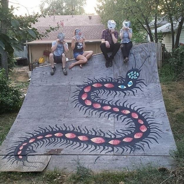 Filipino culture centipede repr - killchoy | ello