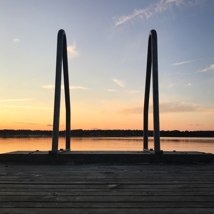 Mental Clarity - sea, sunset, evening - yogiwod   ello