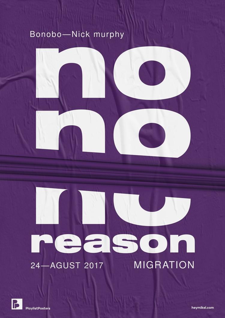 Playlist-posters // reason - bo - heymikel | ello