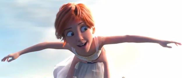 week review 'Leap!' 'Ingrid Wes - lastonetoleave | ello