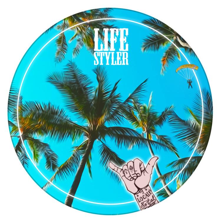 Shaka ^2 - art, sticker, shaka, lifestyler - igorwtf | ello