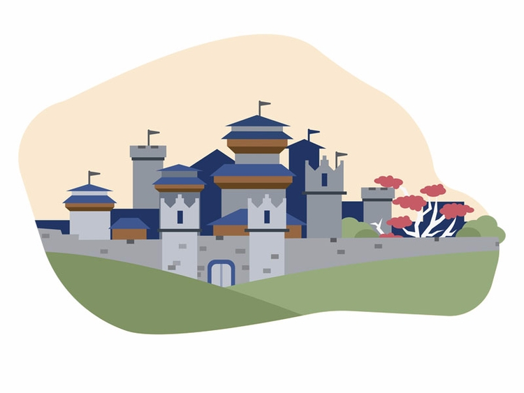 Winterfell - winterfell, castle - mikemcleod | ello