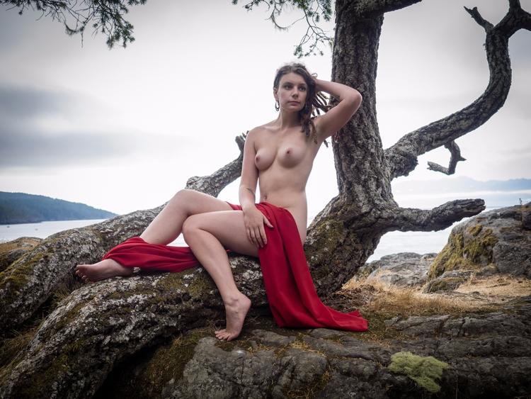 Courtesy - model, photography, nude - f-delancey | ello