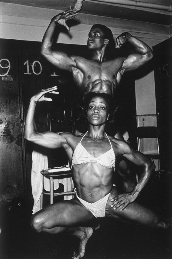 Body builders Arlene Gottfried - bintphotobooks   ello
