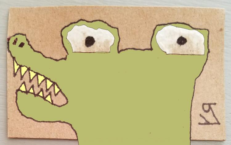 Tatered Gator Richard Yates (Au - richardfyates | ello