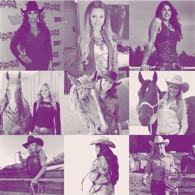 women Rodeo talents sport great - coolfreedude | ello
