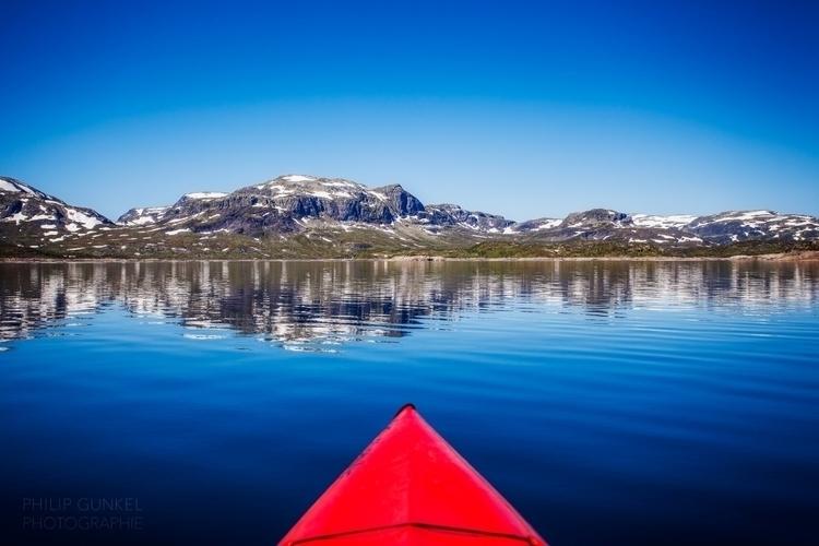 Kayaking western norway 1200m h - phigun | ello