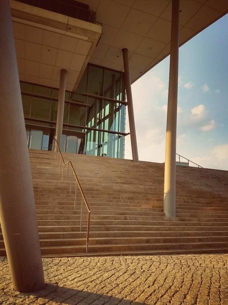 architecture, sun, city, urban - claudio_g_c | ello