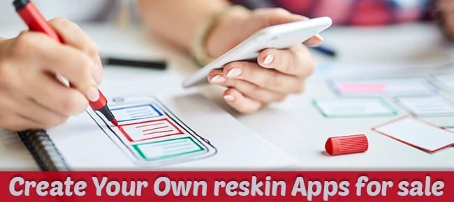 Android 3 Apps easy Reskin App  - appngamereskin | ello