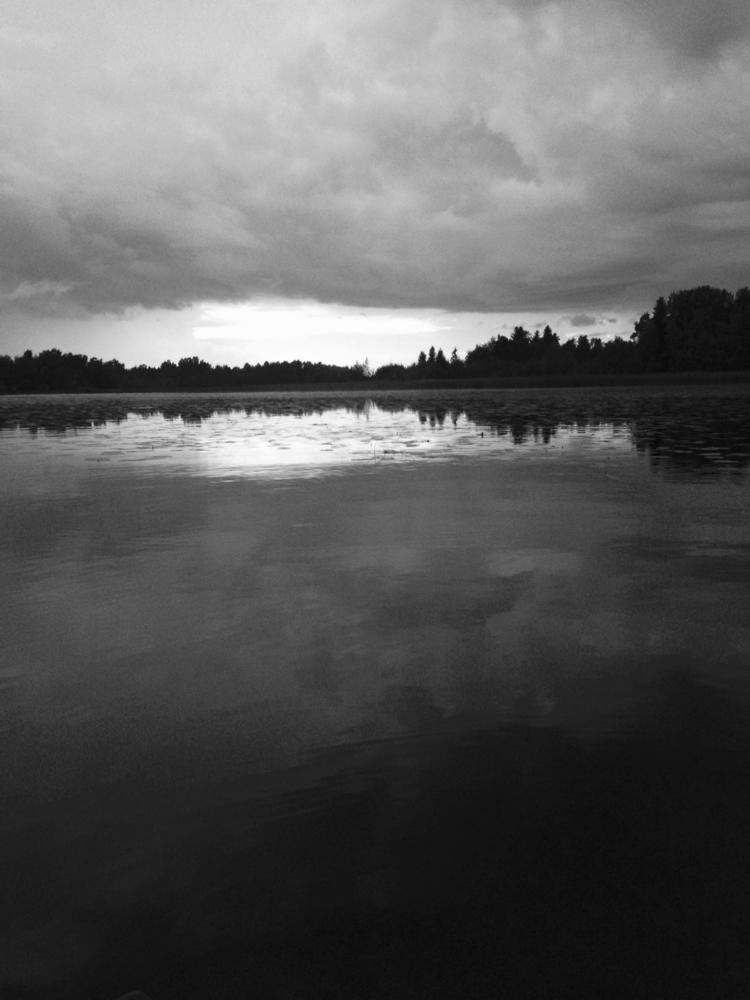 Lempäälä, Finland. Autumn. lake - timonerkko | ello