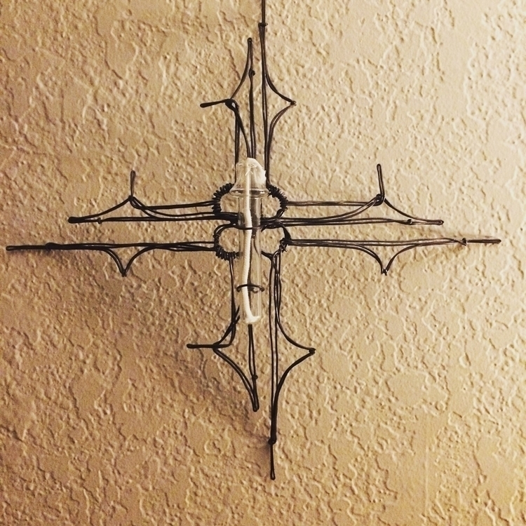 gothic style cross oil lamp han - jwilliams575 | ello