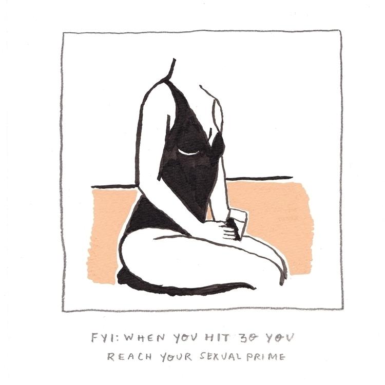 30, illustration, figuredrawing - isyoursco | ello
