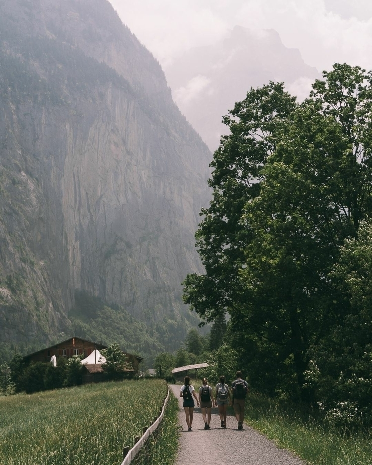 wander - hiking #travel, alps, switzerland - marcantoine_vachon | ello