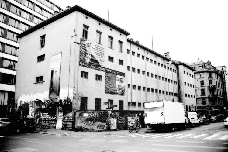 prison - Frankfurt (Germany - blackandwhitephotography - borisholtz | ello