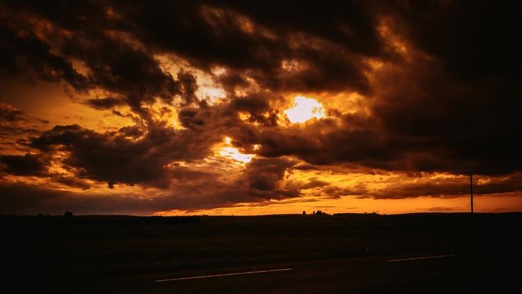 2017 - field, horizon, sky, nature - beheroght   ello