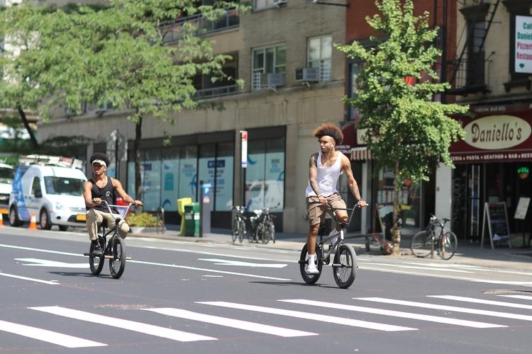 **Cycling Breeze** couple boys  - kevinrubin | ello