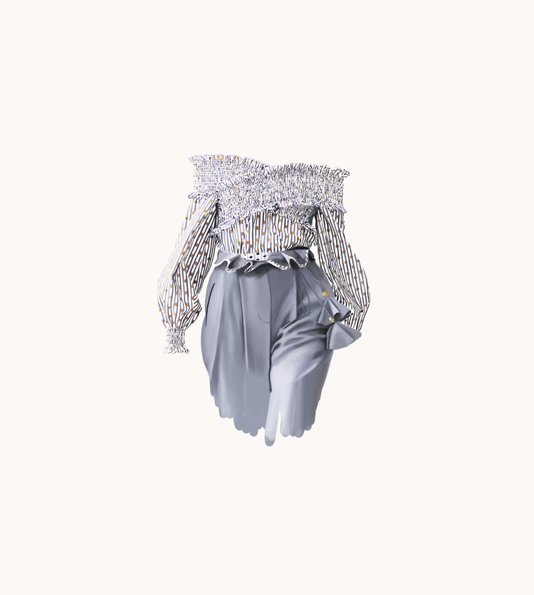 Kiev Fashion Week - fashion, fashionillustration - polilovi   ello
