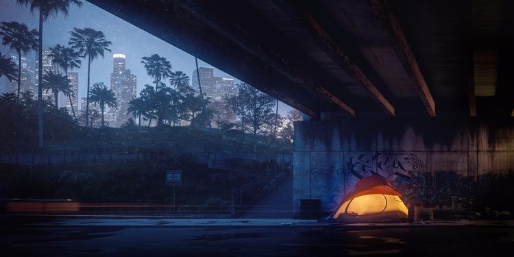 Homeless Architecture - architecture - valosalo | ello