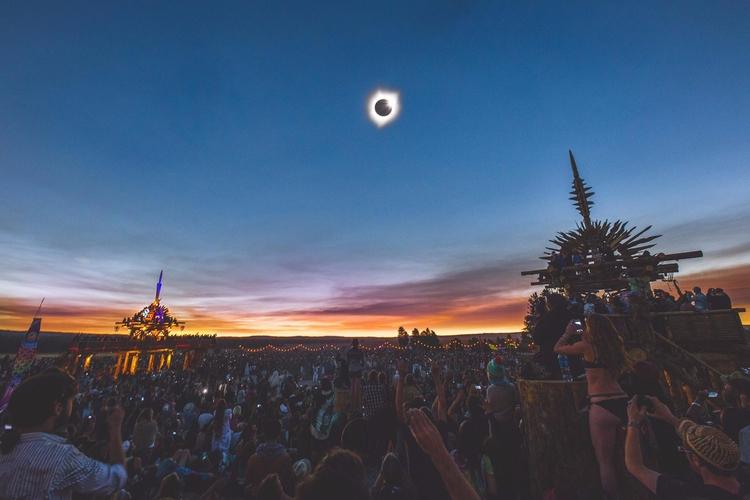 Gathering 8/2017 - Oregon, Eclipse - royalecrypto | ello
