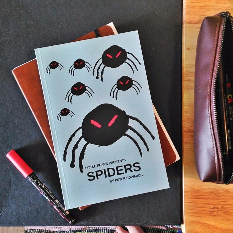 feck Finally, Spiders released - littlefears | ello