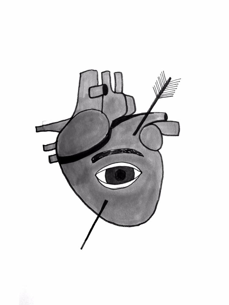 doodle London. :heart:️ Daily d - imaginarythinking | ello