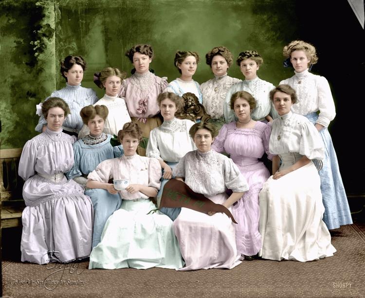 Theta Pi Pastels 1910 - colormesixwaystosunday | ello