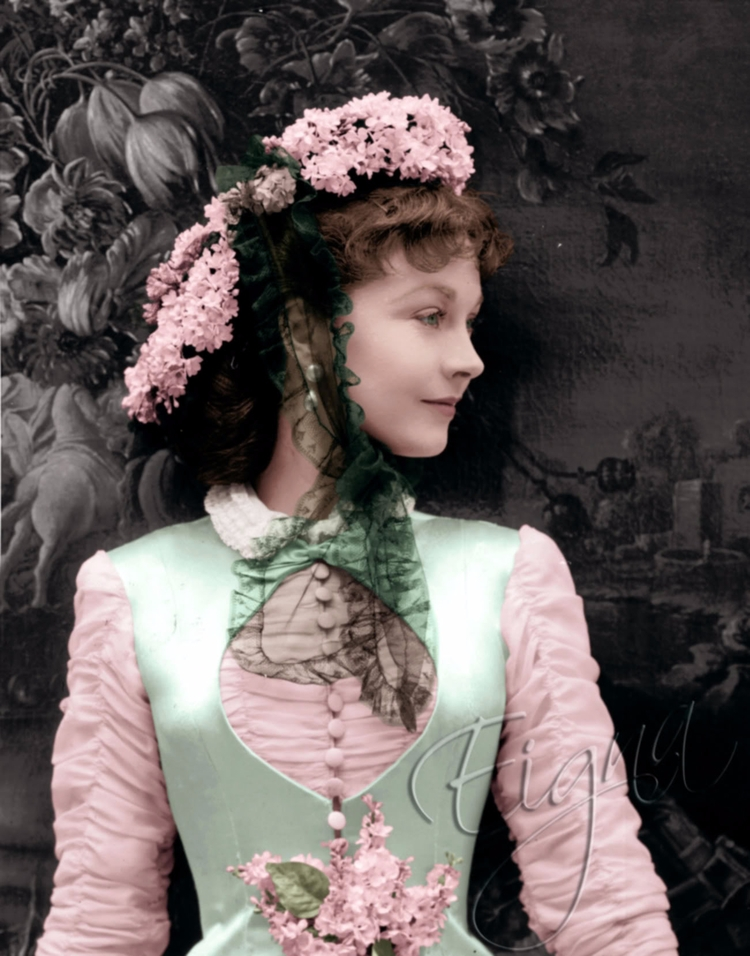 Vivien Leigh Anna Karenina (194 - colormesixwaystosunday | ello