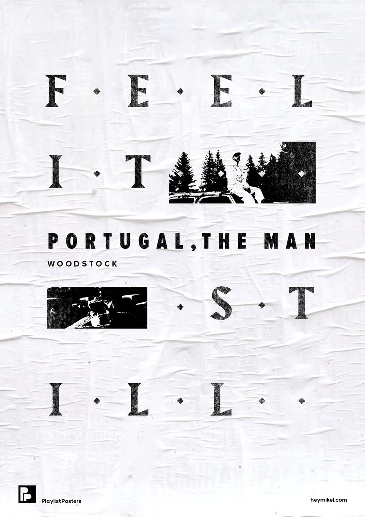 Playlist-posters // Fell - Port - heymikel   ello