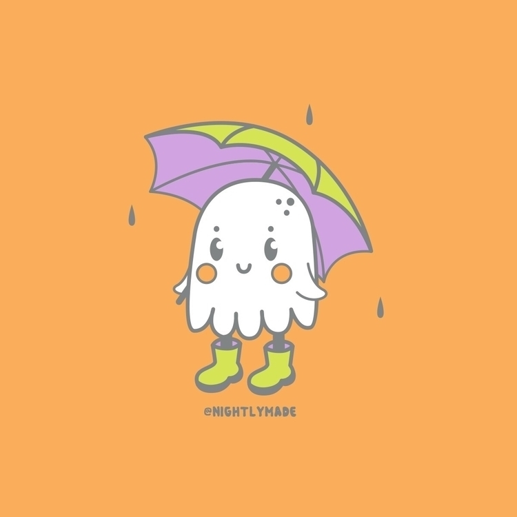 people spoken! close, Rain BoOo - nightlymade | ello