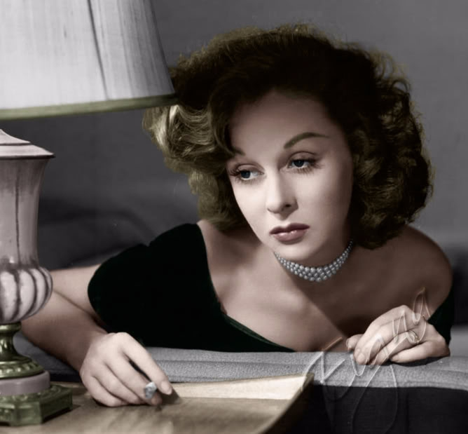 Susan Hayward Smash (1947 - colormesixwaystosunday | ello