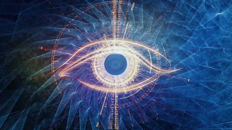 ¿Puede el ojo humano ver los ca - codigooculto   ello