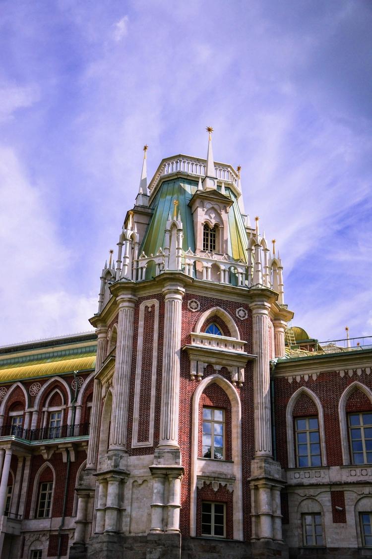 museum-reserve Tsaritsyno - Moscow - kristelleart | ello