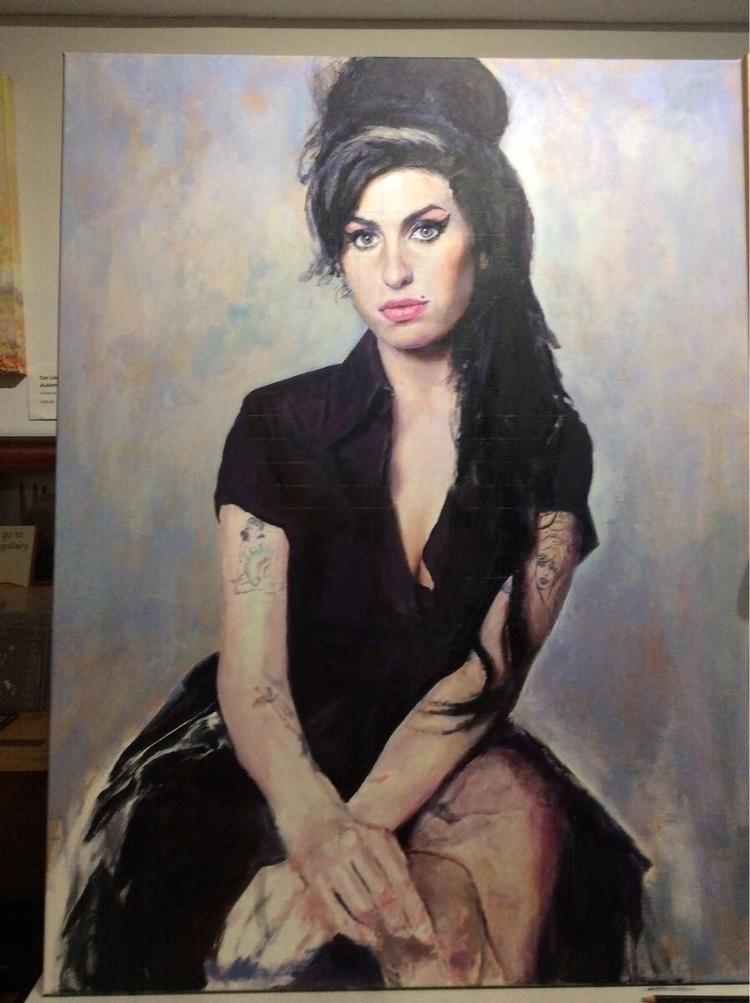 Painting Amy - timlloydsmith | ello