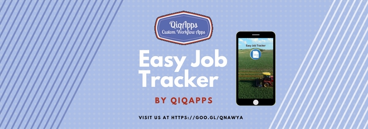 QiqApps track services Easy Job - david98 | ello