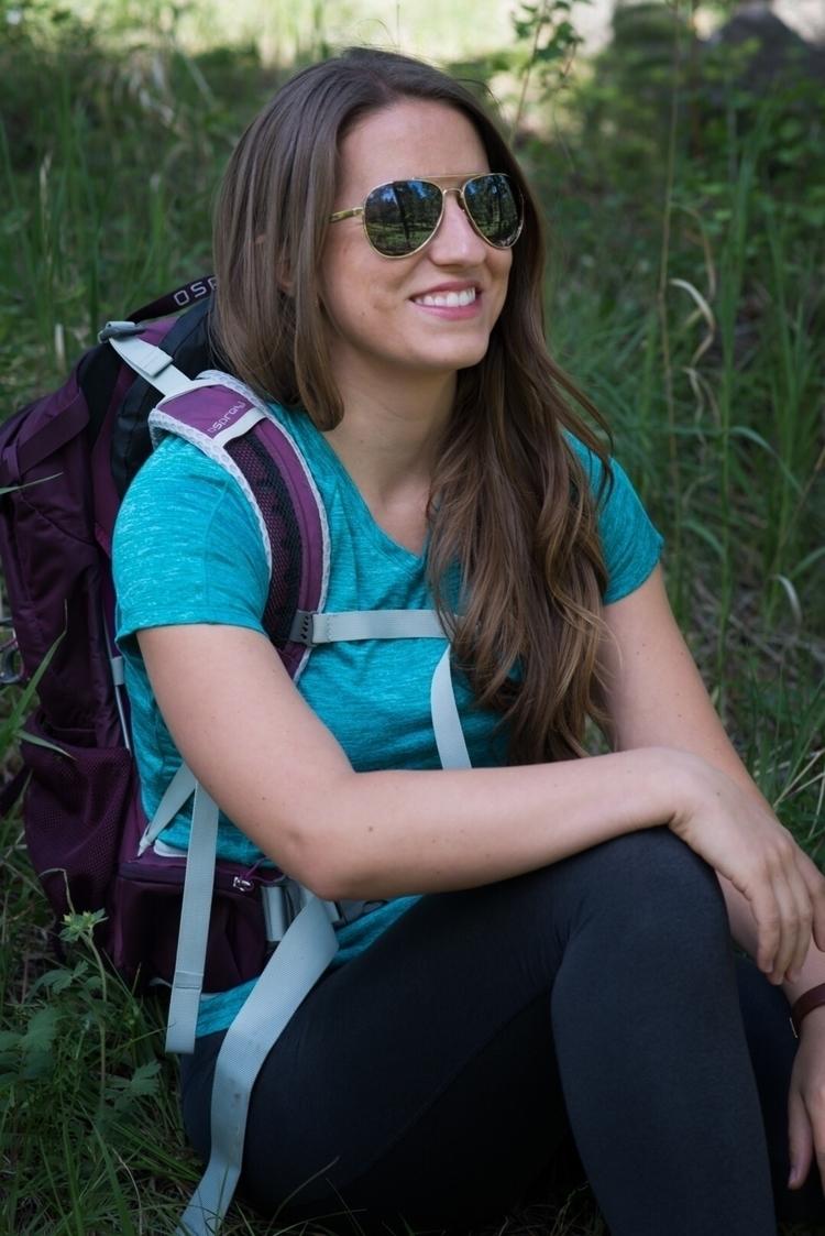 fallen love hiking years. dedic - katieleighphoto   ello