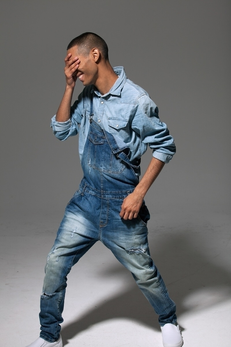 rockstar, haha ¯\_(ツ)_/¯ - model - _thewayofken | ello
