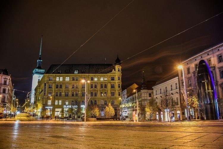 Brno - Namesti Svobody - czech, brno - neredeydik   ello