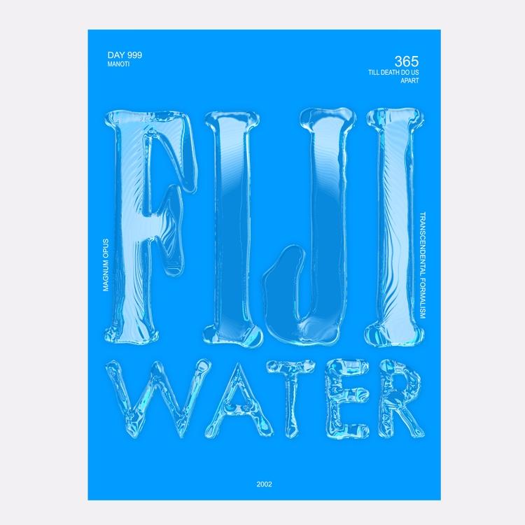 ARTESIAN WATER - AQUA, VISUALS, design - georgemanoti | ello