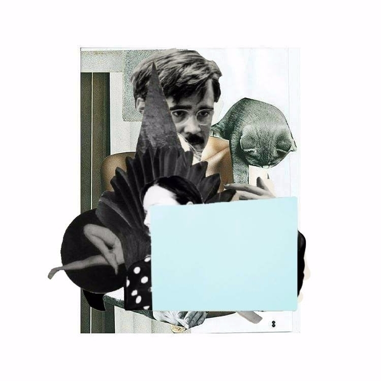 collages - collage, art, minimal - daykodamusic | ello