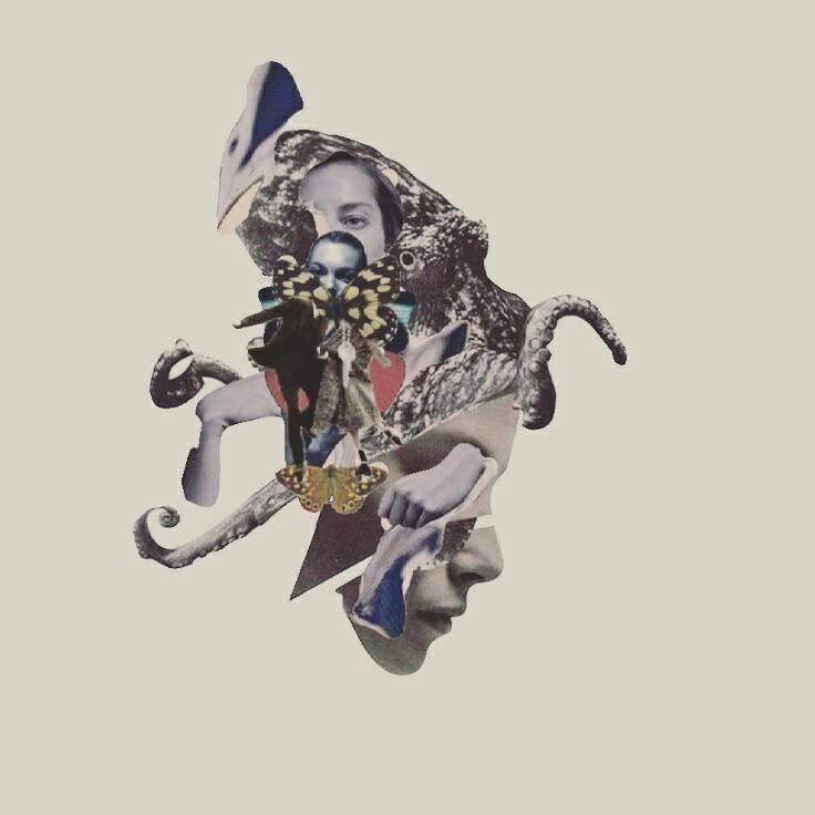 collage - 2, art, minimal, electronicmusic - daykodamusic | ello