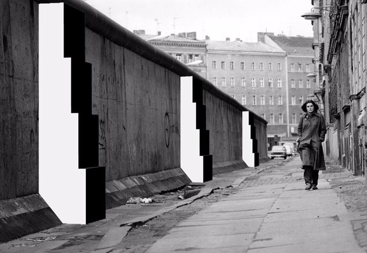 Supporting Berlin - berlin, wall - charles_3_1416 | ello