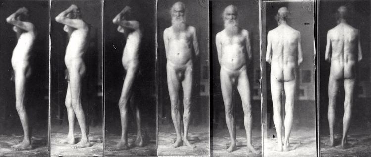 "Thomas Eakins, ""Portrait man nu - valosalo | ello"